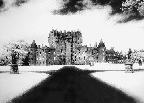 Glamis Castle, Scotland, edition of 100 - Sold Out