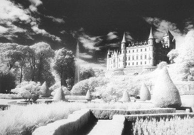 Dunrobin Castle, Scotland, edition of 100