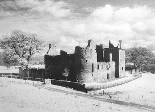 Edzell Castle, Scotland, edition of 100