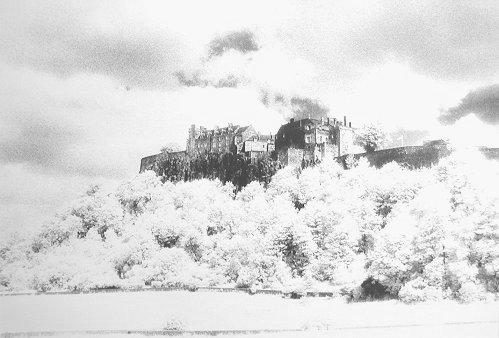 Stirling Castle, Scotland, edition of 100